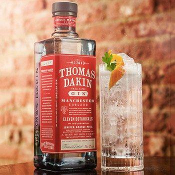 Gin Club Showcase with Thomas Dakin Gin