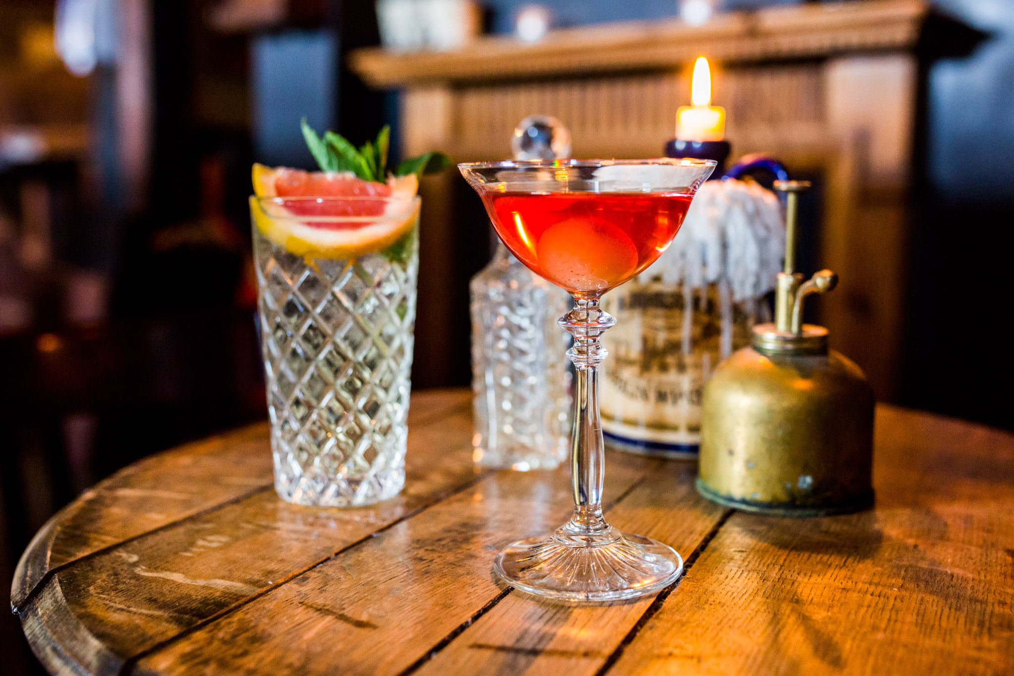 Bottomless Cocktails - Bank Holiday